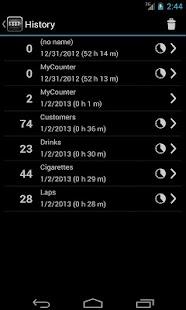ThingCounter (tally counter) - screenshot thumbnail