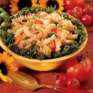 Spiral Pasta Salad.