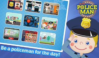 Screenshot of Kids Policeman Free