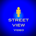 Street View Video logo