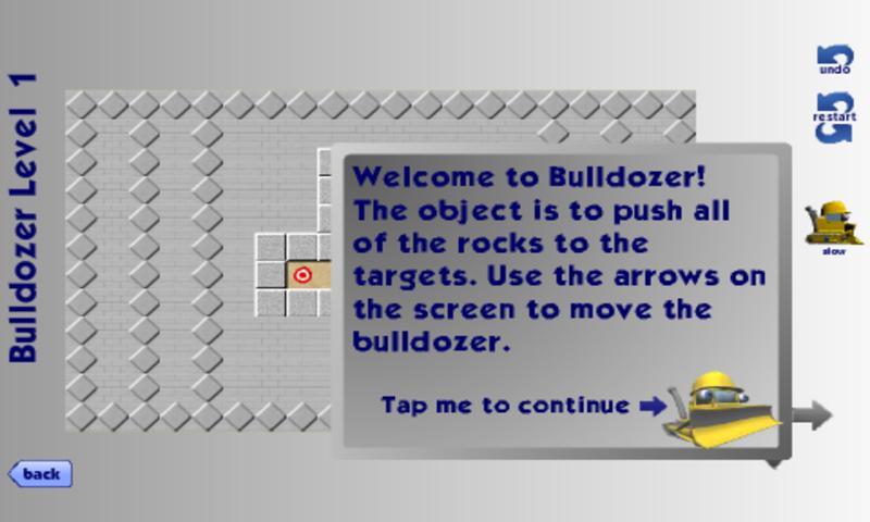 Bulldozer- screenshot