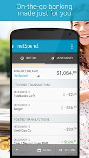 NetSpend Mobile - screenshot thumbnail