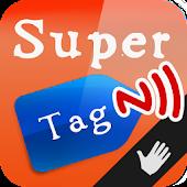 NFC QRcode -SuperTag Assistant