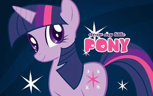 How to Draw My Little Pony - screenshot thumbnail