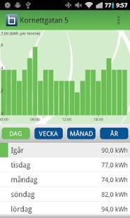 Borås Elnät - screenshot thumbnail