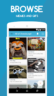 Cheezburger Screenshot 1