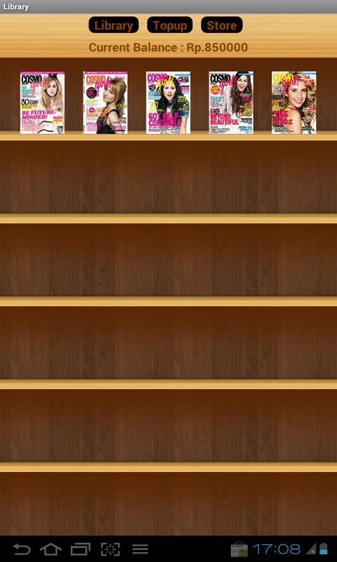 Indobooks- screenshot