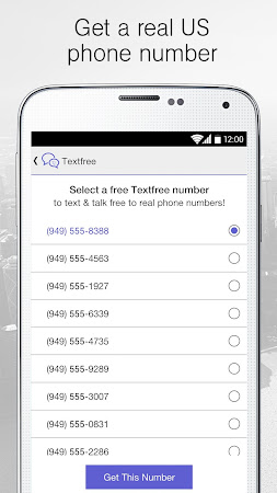 Text Free: Calling Texting App 3.0.12 screenshot 24753