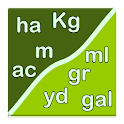 Unit and Currency Converter icon