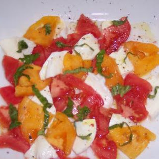 Caprese Salad – 5 Points +