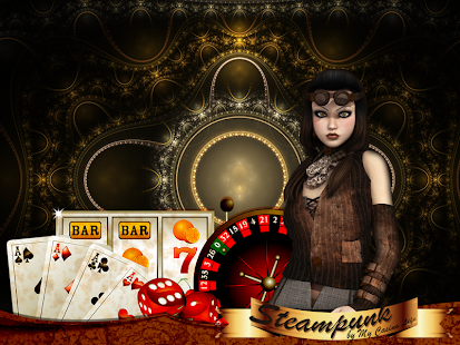 SteampunK FREE Slots and Poker