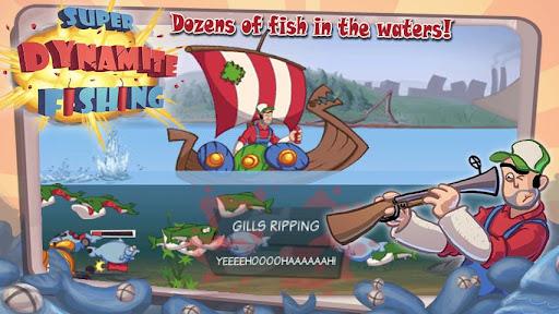 Super Dynamite Fishing Premium  screenshots 3