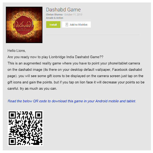 Dashabd Game
