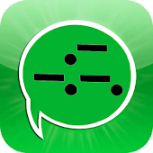Morse Code for WhaatsApp