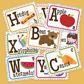 ABC Memory Game For Kids