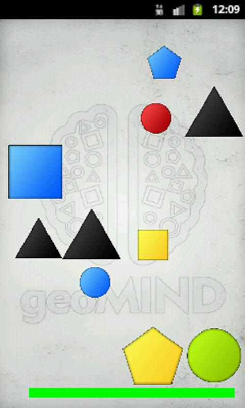geo MIND Brain Trainer - screenshot