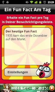 One Fun Fact A Day- screenshot thumbnail