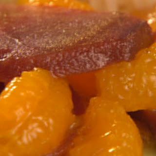 Mandarin Beetroot Salad.