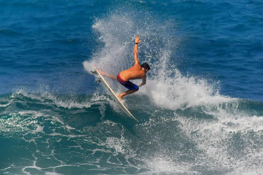 In Watu Karung Beach by Punai Cita Cemara - Sports & Fitness Surfing