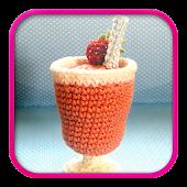 Milkshake Amigurumi Pattern