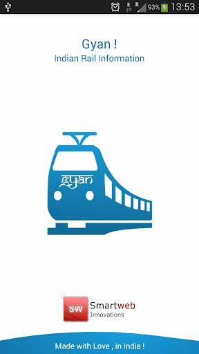 Indian railway schedule ntes