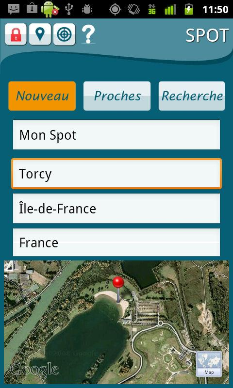 Applipeche Express- screenshot