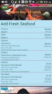 FishLine Fresh Local Seafood - screenshot thumbnail