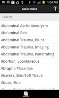 Screenshot of 5 minute Emergency Consult