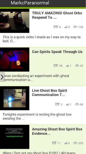 Markc Paranormal