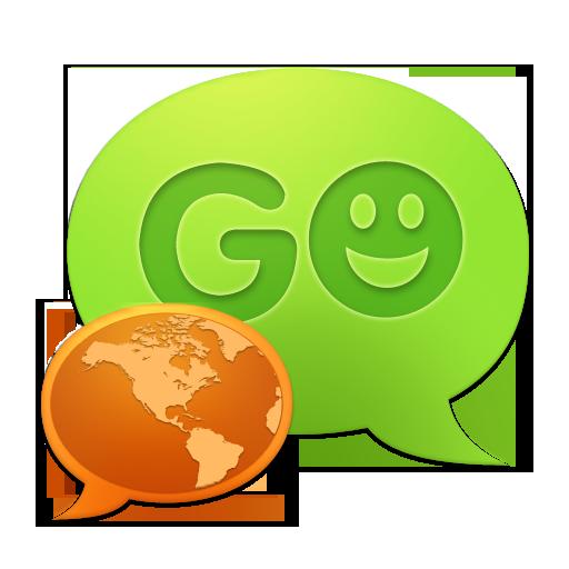 GO SMS Pro Swedish language pa
