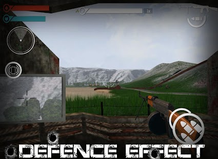 Defence Effect HD - screenshot thumbnail