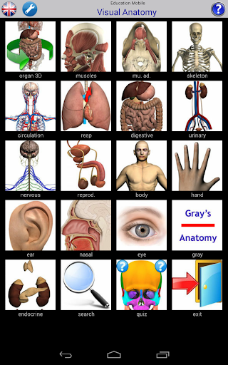 【免費醫療App】Visual Anatomy-APP點子