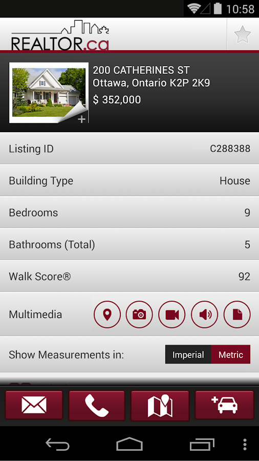 REALTOR.ca - screenshot