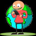 채팅형 한영 영한 자동 번역기 - 해석기,통역기,학습기 icon