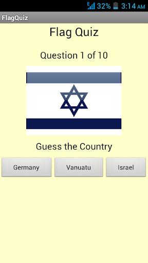 Flag Quiz