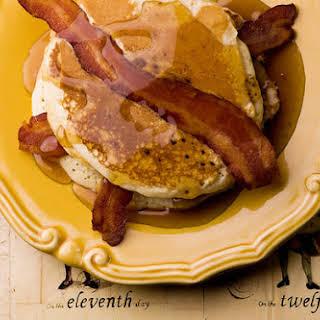 Bacon Pancakes.