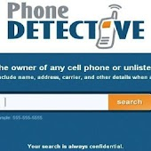 cell phone lookup