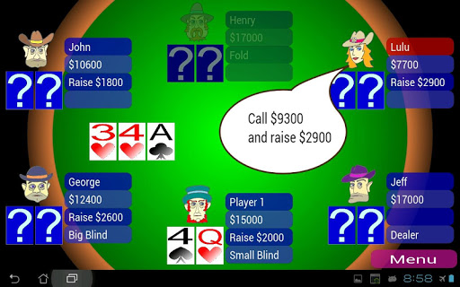 Offline Poker Texas Holdem  screenshots 7