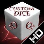 Custom Dice 3D