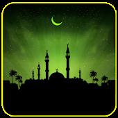 Sahar & Iftar Time Widget