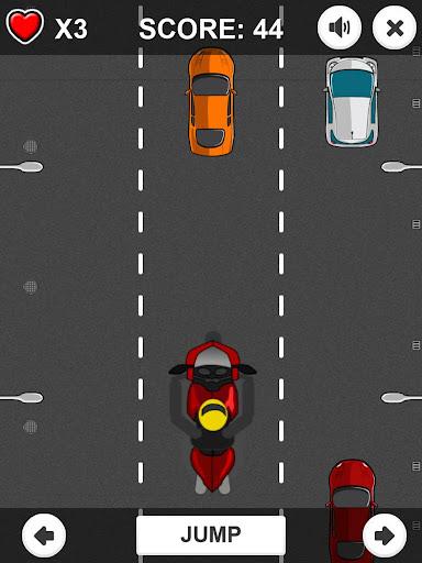 Cruising Motorcycle