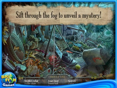 Enigmatis - Hidden Object Game- screenshot thumbnail