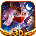 進擊的忍者(3D激萌RPG) icon