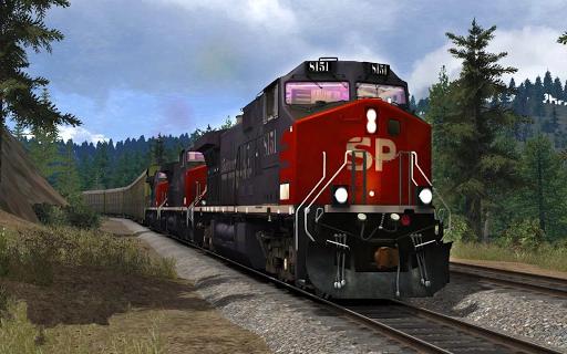 Train Simulator 3D Free
