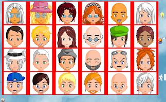 Screenshot of Guess who?