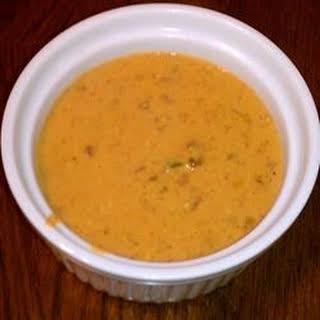 Cheesy Chili Dip I.