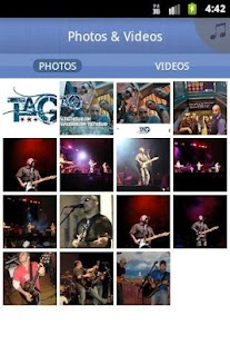 John Taglieri & TAG - screenshot thumbnail