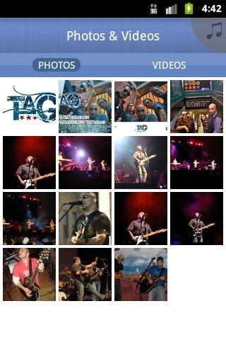 John Taglieri & TAG - screenshot