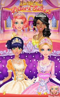 Princess Salon 2- screenshot thumbnail