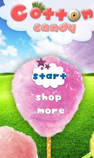 Cotton Candy - Cooking game - screenshot thumbnail
